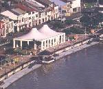 Aerial View Kuching